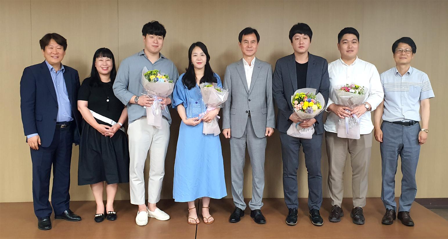 이해미·조훈희·김성현·이현제기자 '이달의 기자상' 수상