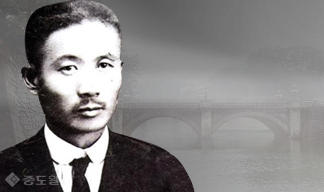 ▲1927년 2월20일 순국한 김지섭 의사