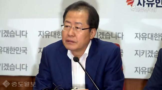 홍준표 `민주당 담뱃세 인하 왜 반대하는지 아이러니`