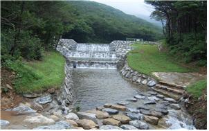 홍성군 갈산면 가곡리 사방댐. (2)