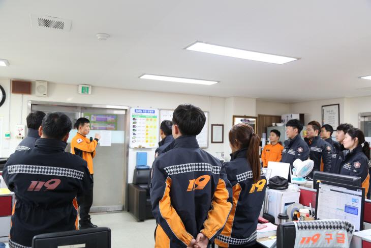 천안동남소방서,음주운전 근절을 위한 공감토크 개최