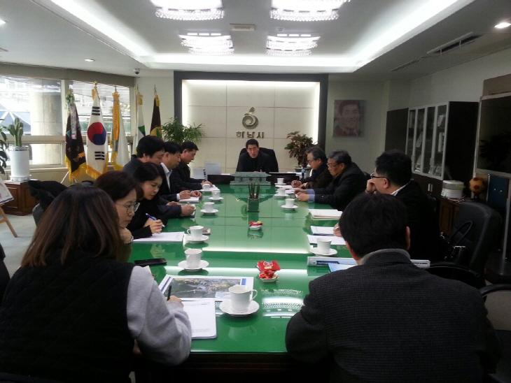 하남시, 2018년 새해 '공약사업·주요현안